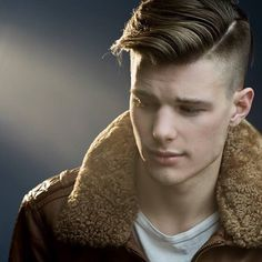 Love cutting this guys hair! Model | Kyle Lieberman  Hair | Whitney VerMeer Photo | Marie Ketring