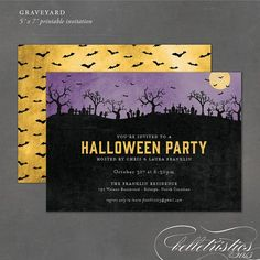 read about Halloween celebrations and parties around the world as you are personalizing your ghastly Halloween invitations