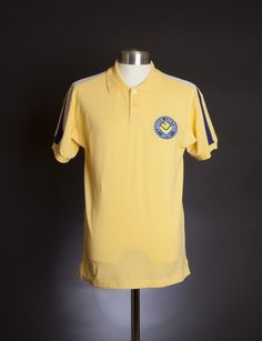 Leeds United 1978 Away shirt Leeds United Shirt, Leeds United Fc, Peacocks, Football Shirts, Vintage Shirts, Blue Gold, Sweden, Polo Ralph Lauren, Soccer