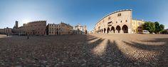 Mantua - Piazza Sordello