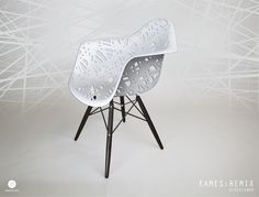 Eames Nest by ANDESIGN, via Behance