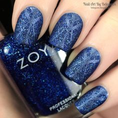 Nail Art By Belegwen: Zoya Dream