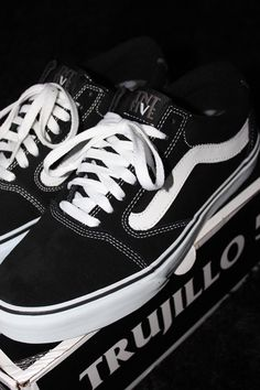 Vans tnt 5 Tony Trujillo