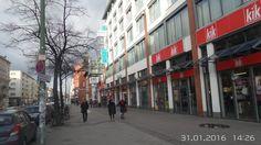 Kindl Passagen, Hermannstrasse