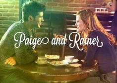 Paige and Rainer from Famous in Love