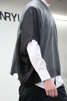[No.22/72] GANRYU 2014春夏コレクション | Fashionsnap.com