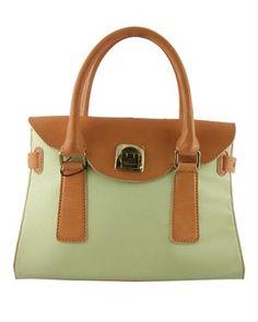 Blumarine Handbag With Genuine Leather Finishing Made in Italy