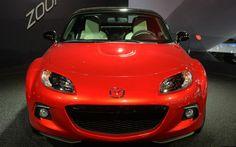 Mazda Mx 5 Miata 25th Anniversary New York 2014