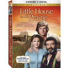 Melissa Gilbert & Dean Butler & Michael Landon & William F. Claxton -Little House On The Prairie Season 9 Deluxe Remastered Edition Camping Tv Show, Victor French, Melissa Gilbert, Camping In North Carolina, Writing Contests, Michael Landon, Christian Movies, Laura Ingalls, Dvd Set