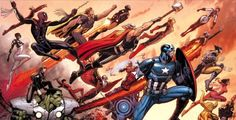 /Avengers World