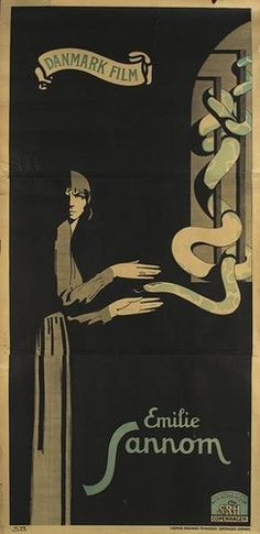 SVEN BRASCH Danish Poster Designer 1886-1970