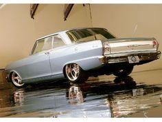 1963 Chevy ll aka Nova