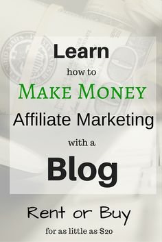Learn how I make money #affiliatemarketing with my blog and how you can too!  This is a no hype and no scam zone! The #PajamaAffiliates are the real deal!