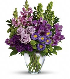 Lavender Charm Bouquet - Same Day Delivery