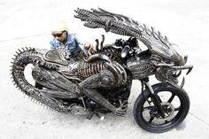 Gieger moto