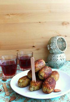 vegetarian Potato Kibbi