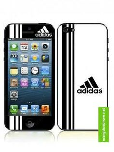 Miếng dán iPhone adidas