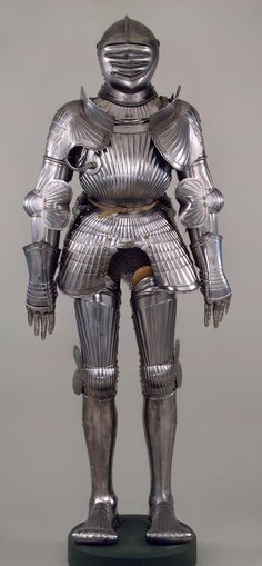 Armour: Place of creation: Germany Date: Between 1510 and 1525 Material: steel…
