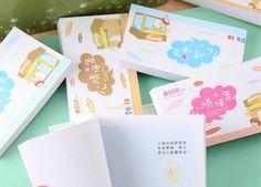 A041 creative cartoon cute korean stationery wholesale