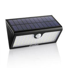 Zanflare lampe solaire extérieur ☆【SUPER BRIGHT】La conception de