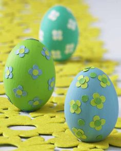 DIY Ostern, Easter, Wielkanoc. Ostereier, pisanki, easter eggs. Dekoration, decoration, dekoracja.