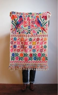 Cottage boheme: Eastern European folk art