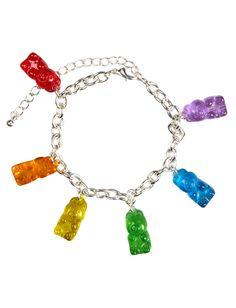 Gummy Charm Bracelet | Bracelets | Jewelry | Shop Justice