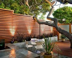 Custom cedar horizontal fence and gates of all types and styles by KenG Fence Denver Colorado call 720.431.0927 or visit www.kengfence.com - KenG Fence - Google+