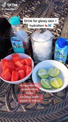 Fruit Smoothie Recipes, Easy Smoothies, Smoothie Drinks, Detox Drinks, Healthy Detox, Healthy Juices, Healthy Drinks, Healthy Water, Healthy Food