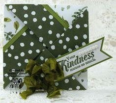 Love To Scrap!: Pinwheel Thank You #fancyfoldcard #pinwheel #shakercard #WRMKFuse