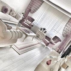 Stunning Ideas To Decorate Stylish Living Room Upscale Furniture, Home Decor Furniture, Living Room Furniture, Living Room Decor, Bedroom Decor, Italian Furniture, Mansion Interior, Interior Exterior, Interior Design