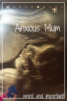 Anxious mum