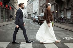 Our wedding day Photo: Andreas Winblad