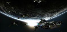 Star Citizen : l'agenda de production du jeu devient partiellement public