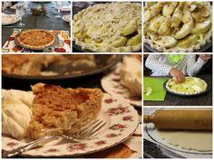Mennonite Girls Can Cook: Pie Crust Video Tutorial and Easy Peasy Apple Pie