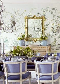 Chinoiserie Chic: Chinoiserie Chic Color of the Year 2014