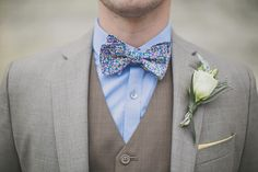 boutonniere - Milwaukee Wedding from Erin Jean Photography