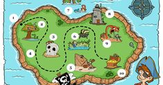1. Kuvia ja kuvakarttoja on helppo käyttää apuna tarinan juonta luotaessa. Kuvat voi näyttää älytaululta tai ne voi tulostaa oppilaille väri... Treasure Maps For Kids, Pirate Maps, Diy Perler Beads, Free Preschool, Little Pets, Letter Writing, Speech Therapy, Storytelling, The Incredibles