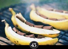 Puur Recepten - Banaan, chocolade en Licor 43