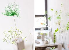 Delicate Handmade Flowers In Paris By Laurence Aguerre