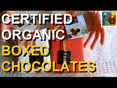COLORFUL CANARY - Organic And Natural Living: Deavas Organic Belgian Boxed Chocolates