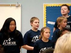 Double Bubble Gum Choir Warm Up- good for diction (d's and b's)