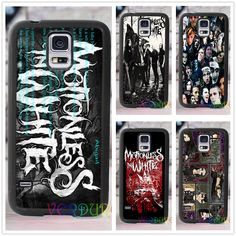 Cool Singer Series Motionless In White cover case for samsung galaxy s3 s4 s5 s6 s7 s6 edge s7 edge note 3 note 4 note 5 #TG54 #Affiliate