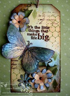 Laurart: The Flying Flower