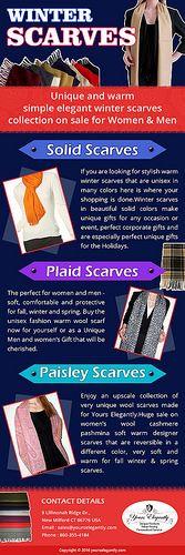 Men & Women's Unique and warm simple elgant winter scarves collection   Retail and Wholesale #PashminaShawls #CashmereScarves
