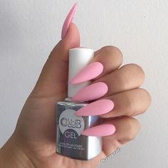 """Instagram media by chaunpnails - Another trained Handmodel @karlasoriginailkolors """"Endless"""" by @colorclubnaillacquer"""