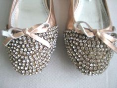 glitter shoes #sparkly