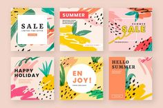Colorful website banner design vector set by Rawpixel on Envato Elements Design Web, Website Design, Free Design, Design Cars, Vector Design, Layout Design, Graphic Design, Free Banner, Banner Template