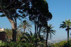 Bordighera (IM) - una vista su Coldirodi Frazione di Sanremo