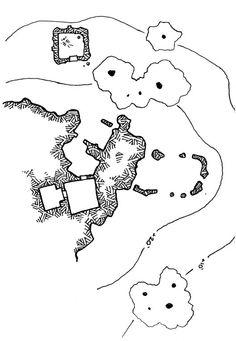 Image Result For Mordor Google Maps
